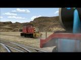 Томас и его друзья: Новый буфер. 16 сезон 9 серия